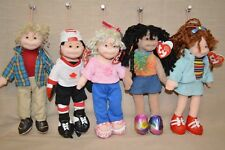 "U PICK TY Doll 2002 COLLECT Rusty Sally JESSIE Penelope HUNTER 8"" Skater BEND"