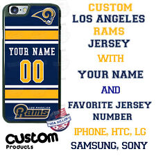 Los Angeles Rams Phone Case Cover for iPhone X 8 PLUS iPhone 7 6 ipod 6 etc.