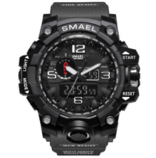 2019 SMAEL Rugged Military Men's Watch