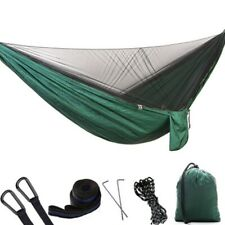 Hammock Tent With Anti Mosquito Net Mesh Portable For Camping Hiking Fishing