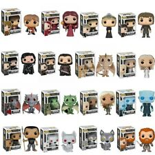FUNKO POP Game of Thrones All Actors Available GOT FUNKO POP