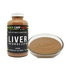 Attrattore Over Extract Liquid Food Liver 500 ml Over Carp