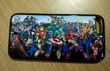 For iPhone iPod Touch Sony Samsung Phone Marvel Superheroes Back Hard Case