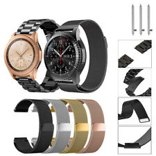 Samsung Gear S2 S3 Classic Watch Band Milanese Stainless Steel Bracelet Strap