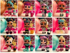 LOL SURPRISE BLING DOLL BAMBOLE, SPLASH QUEEN SUGAR PRANKSTA BON BON PUNK BEATS