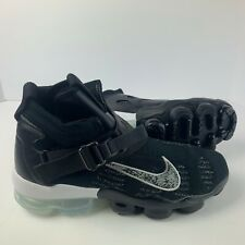 Nike Air Vapormax Premier Flyknit Shoes Mens Blk Athletic AO3241-002 NEW