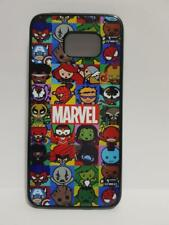 Chibi Marvel characts Style Bespoke For iPhone iPod Samsung Sony Back Hard Case
