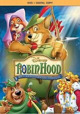 ROBIN HOOD New Sealed DVD Disney 40th Anniversary Edition