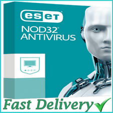 Eset NOD32 Antivirus 2019 FOR 1-2-3PC / 1Year- ACTIVATION CODE - Fast Delivery🔥
