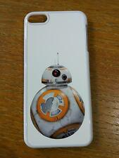Star Wars BB-8 Droid Style For iPhone iPod Touch Sony Samsung Back Hard Case