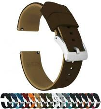 Barton Elite Silicone Watch Bands - Quick Release - Choose Color - 18mm, 20mm &