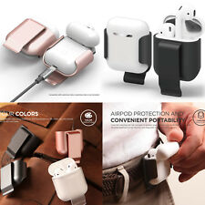 Retail Box  6A Convenient Portability Belt Clip Holster Case for Apple AirPods