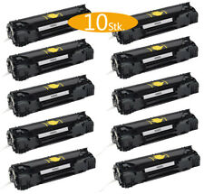 10 Toner Compatible for hp CF283a 83a Laserjet pro MFP m125nw m127fn m127fw m20