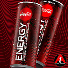 Coco Cola Monster Energy Ready To Drink Drink 250ml Original and Zero Sugar