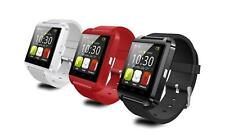 U 8 Mate Wrist Waterproof Bluetooth Smart Watch Android HTC Samsung iPhone iOS