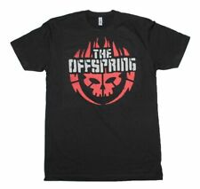 The Offspring Skull Logo T-Shirt Punk Rock Tee all sizes