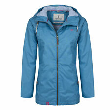 Lighthouse Ladies Cora Waterproof Coat Jacket, Dusk Blue