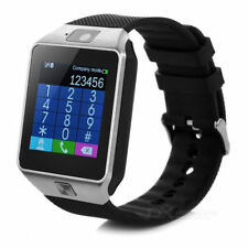 DZ09 Bluetooth Smart Watch Phone Camera SIM SLOT For Smart Phones