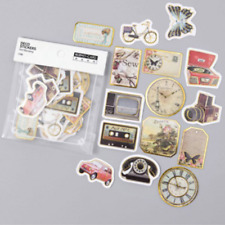 Korea Diary Label Stickers Cartoon Cute Scrapbooking DIY Stickers Tags Decor