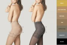 FIORE Body Care High Waist Bikini 40 DEN Women/'s Anti-Cellulite Shaping Tights