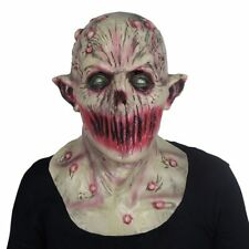 Scary Halloween Horror Masks Latex Full Head Movie Mask Props Cosplay Costume