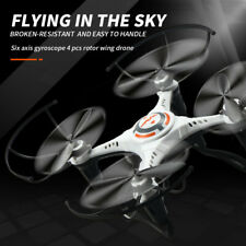 2.4G 4CH 6-Axis Gyro RC Quadcopter Mini Drone Syma Nano Drones Headless UAV.