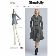 Simplicity Sewing Pattern 8918 Misses/' Peplum or Cropped Top