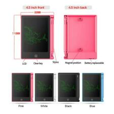 4.5 inch LCD Writing Tablet e-Writer Drawing Board Memo Graphics Tablet Gift>