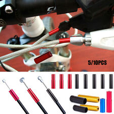 N85 Red gobike88 Jagwire CHA-072 Cable End Non-Crimp for Brake//Derailleur