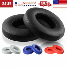Replacement Ear Pads Cushion For Beats Dr Dre Solo 2/3 Wireless/Wired Headphone