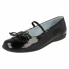 Girls' Miss Rhino Black Shoes - Maria - Back to School