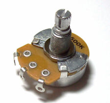 ALPHA GUITAR POTENTIOMETER / CHOOSE FROM 250K OR 500K LIN OR LOG /18mm SHAFT