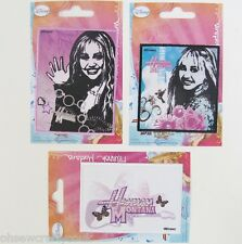 Disney Hannah Montana Iron On Motif Choice Of 7 Designs Disney