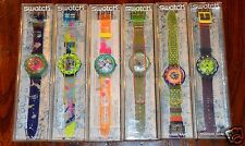 orologio SWATCH scuba da collezione collection watch original/originali unisex