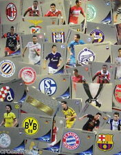 Panini Champions League 2012 2013 Sticker > 70 Glitzersticker aussuchen / Teil 3