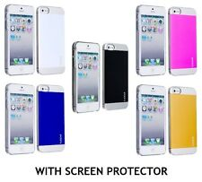 Juppa® Smooth Acrylic Hard Back Shell Case Cover for Apple Iphone 5 / 5S Phone