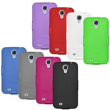 Amzer Shell Case + Holster + Belt Clip Kickstand For GALAXY S4 GT-I9500 GT-I9505
