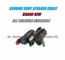 NEW Sony BluRay Home Cinema Theatre HiFi Speaker Cable Lead Adaptor Connector