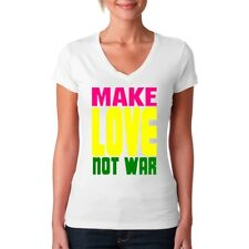 Make Love Not War Make Love Not War T-Shirt S-3XL