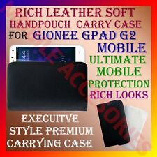 ACM-RICH LEATHER SOFT CARRY CASE for GIONEE GPAD G2 MOBILE HANDPOUCH COVER POUCH