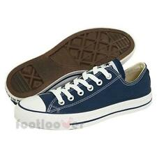 Scarpe Converse All Star CT OX M9697 canvas navy uomo donna Chuck Taylor