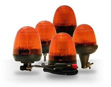 LED warning beacon with 40 Ultra bright LED's from LAP Electrical 12/24V (LMB)