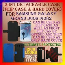 ACM-2 in 1 DETACHABLE (FLIP CASE & HARD COVER) for SAMSUNG GRAND DUOS I9082 NEW