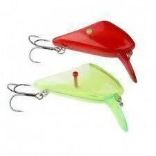 Savage Gear 4Play Lip Scull UV Red and Green ! CRAZY PRICE!