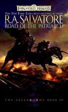 ROAD OF THE PATRIARCH - R. A. SALVATORE (PAPERBACK) NEW
