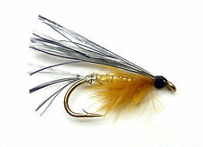 3x, 6x or 12x Fly Fishing Trout Flies (SCOT93) THE FLASH MINI-LURE Trout Fly