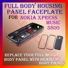 ACM-HIGH QUALITY BODY HOUSING PANEL FACEPLATE FASCIA for NOKIA XPRESS MUSIC 5800