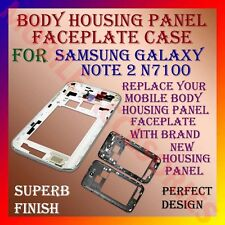 ACM-HIGH QUALITY HOUSING PANEL CHASIS BODY FACEPLATE for SAMSUNG NOTE 2 N7100