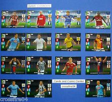 Panini Adrenalyn Champions League 2013 2014 13 14 Game Changer aussuchen/ choose