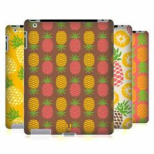 HEAD CASE DESIGNS PINEAPPLE PATTERNS CASE FOR iPAD 3 iPAD WITH RETINA DISPLAY